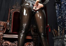 Mistress Johana. MADRID