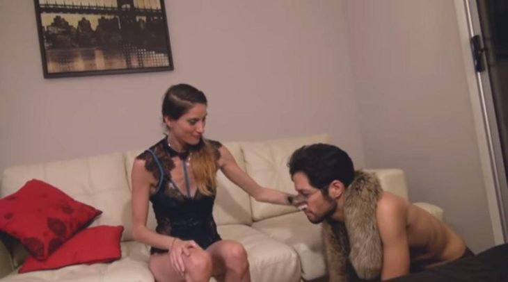 MADAME MARGHERITE, LA DOMINATRIX CUYOS CLIENTES SE VISTEN COMO ANIMALES (PET PLAY)