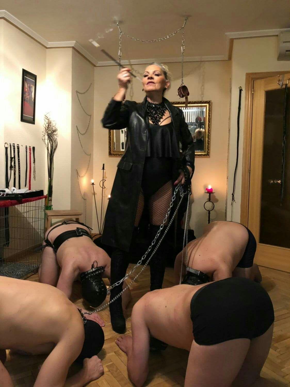 Madame victoria y sumiso en el valencia sex festival - 3 part 7