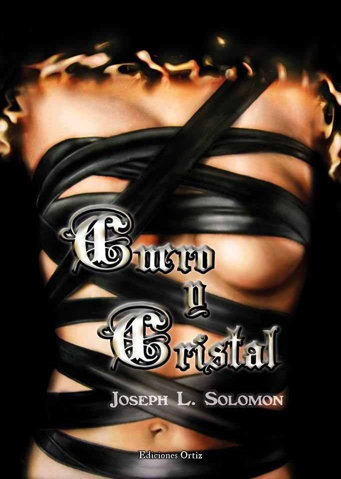 """CÓMIC """"CUERO Y CRISTAL"""" DE JOSEPH LIND SÓLOMON"""