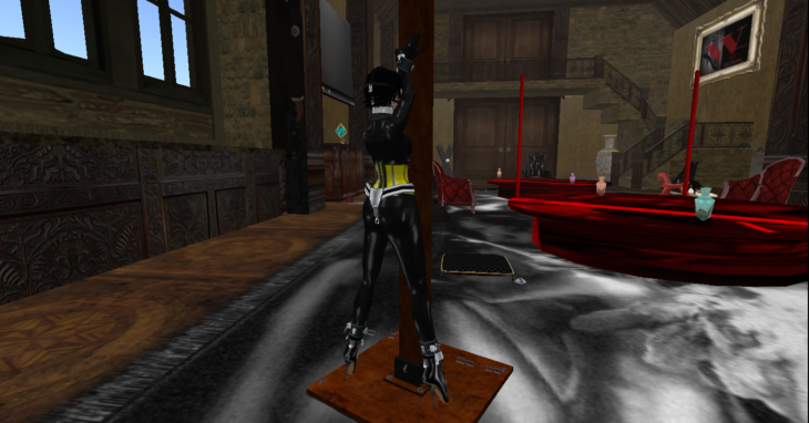 SECOND LIFE Y BDSM