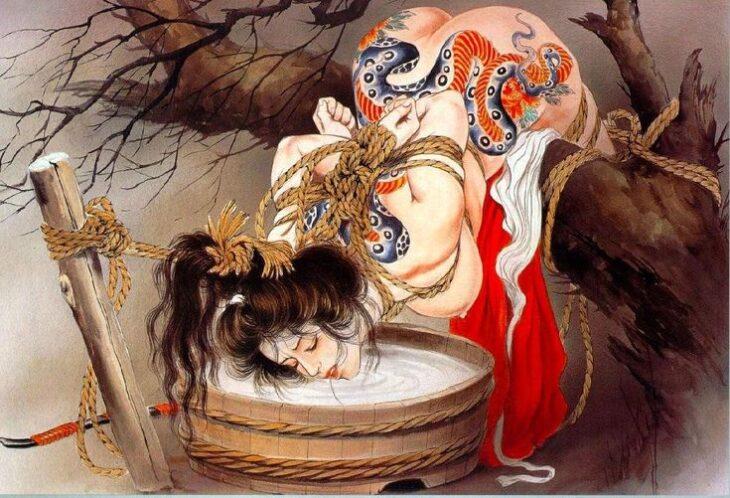 HISTORIA DEL SHIBARI