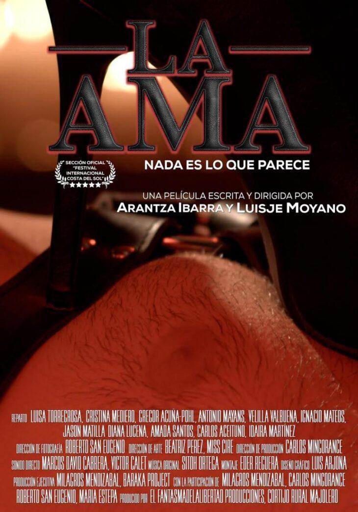 LA AMA, UNA PELÍCULA BDSM ESPAÑOLA